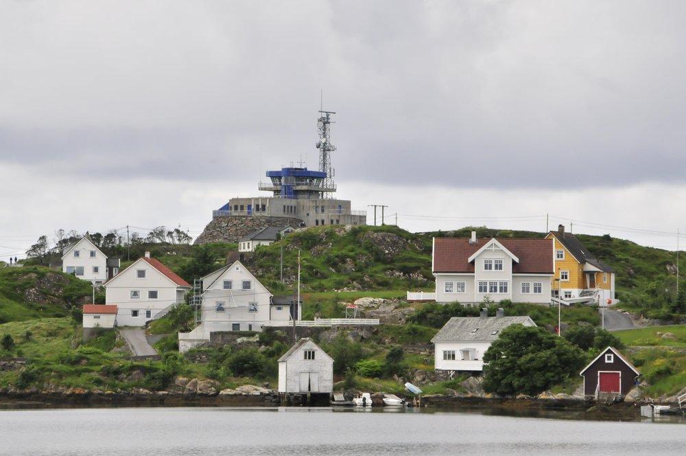 Fedje - Bergen -