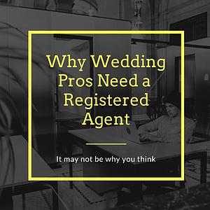 registered agent wedding pro