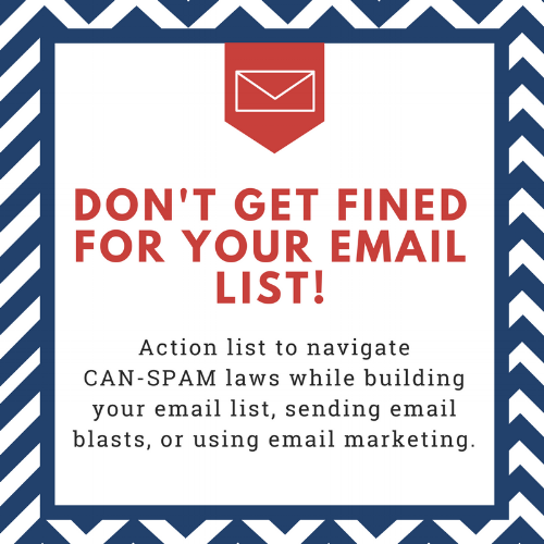 Email List Laws