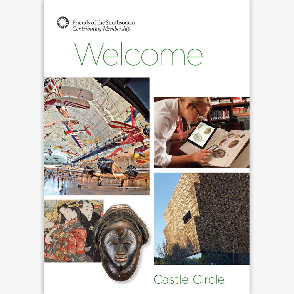 Castle Circle  – Membership Welcome Kit