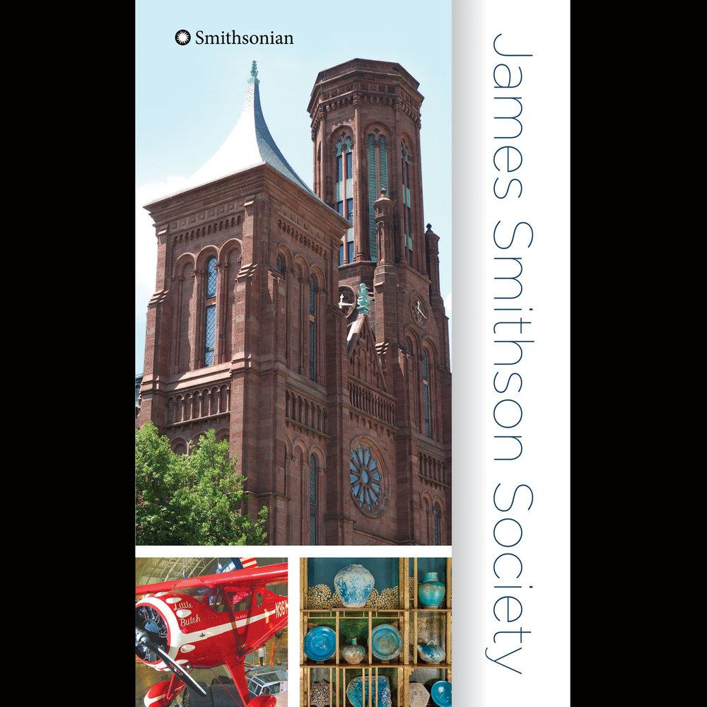James Smithson Society  – Membership Brochure