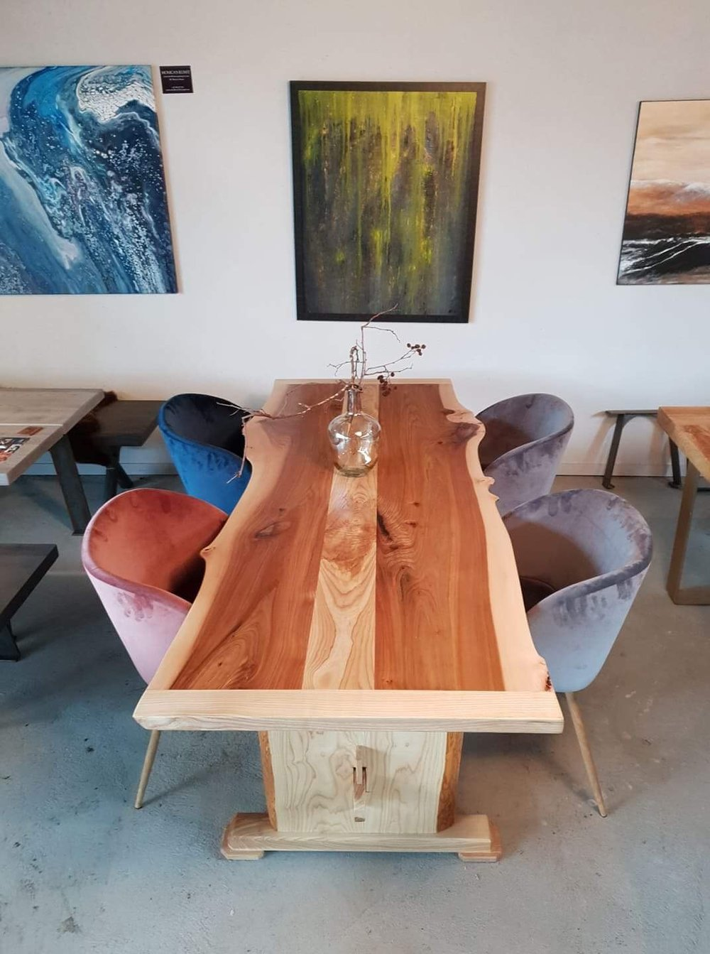 Spisebord Villkant