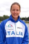 Alessandra Galiotto - Olimpica team Kayak Pechino 2008