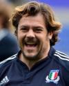 Andrea Lo Cicero - Campione rugby