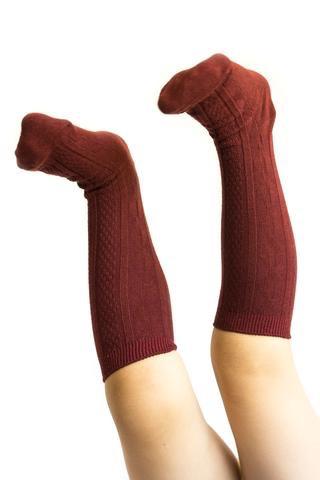 45562960228 Little Stocking Co. High Socks — Terra Tots