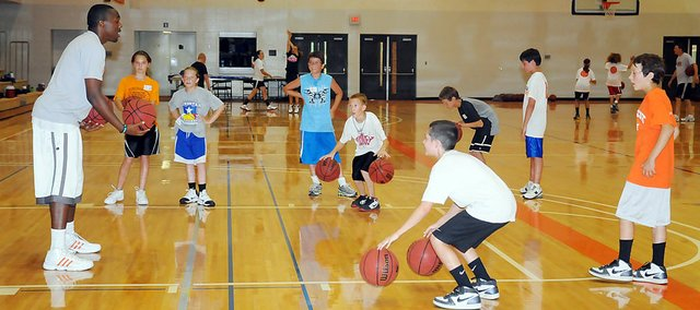2019 COED SUMMER BASKETBALL CAMPS - Help your player get to that next level with Austin's best coaches!