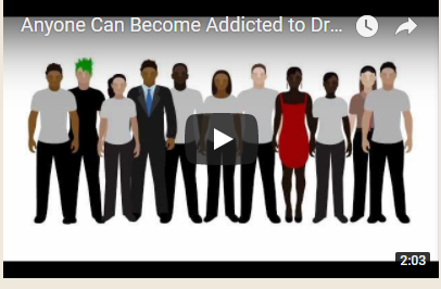 Anyone Can Become Addicted to Drugs