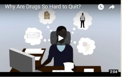 Why Is Quitting Drugs So Hard?