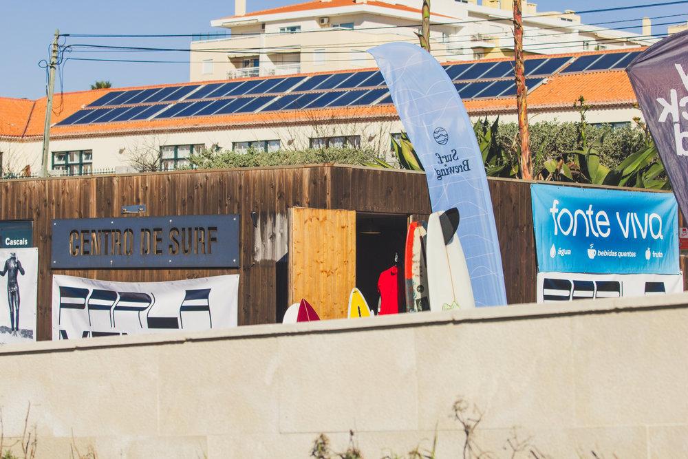 O Parlamento decorreu no Surfing Clube de Portugal