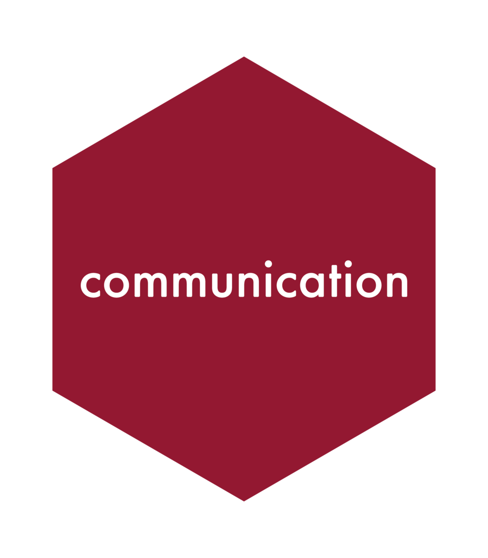 Red hex-communication-background.png