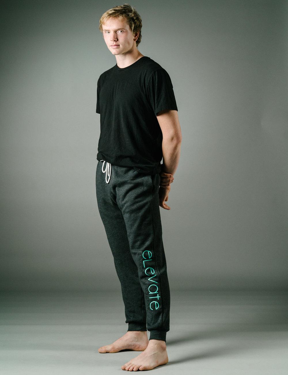 Sweatpants (Elevate down the leg)