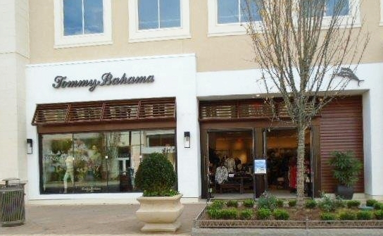 Tommy Bahama at Avalon | Commercial Work by Peachtree Flooring, Inc.