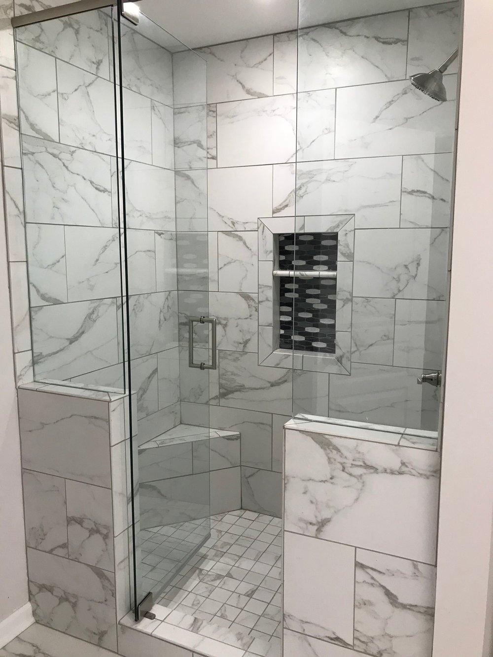 Bathroom Renovation- Cumming, Ga