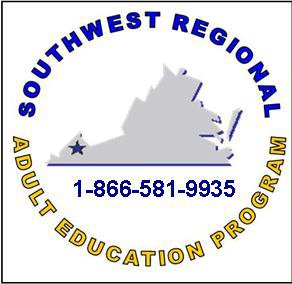 Southwest Regional Adult Education (SRAE)  Provides basic skills instruction to adult students, 18 and older, living in Buchanan, Dickenson, Russell, and Tazewell Counties.   https://sites.google.com/russell.k12.va.us/adulted