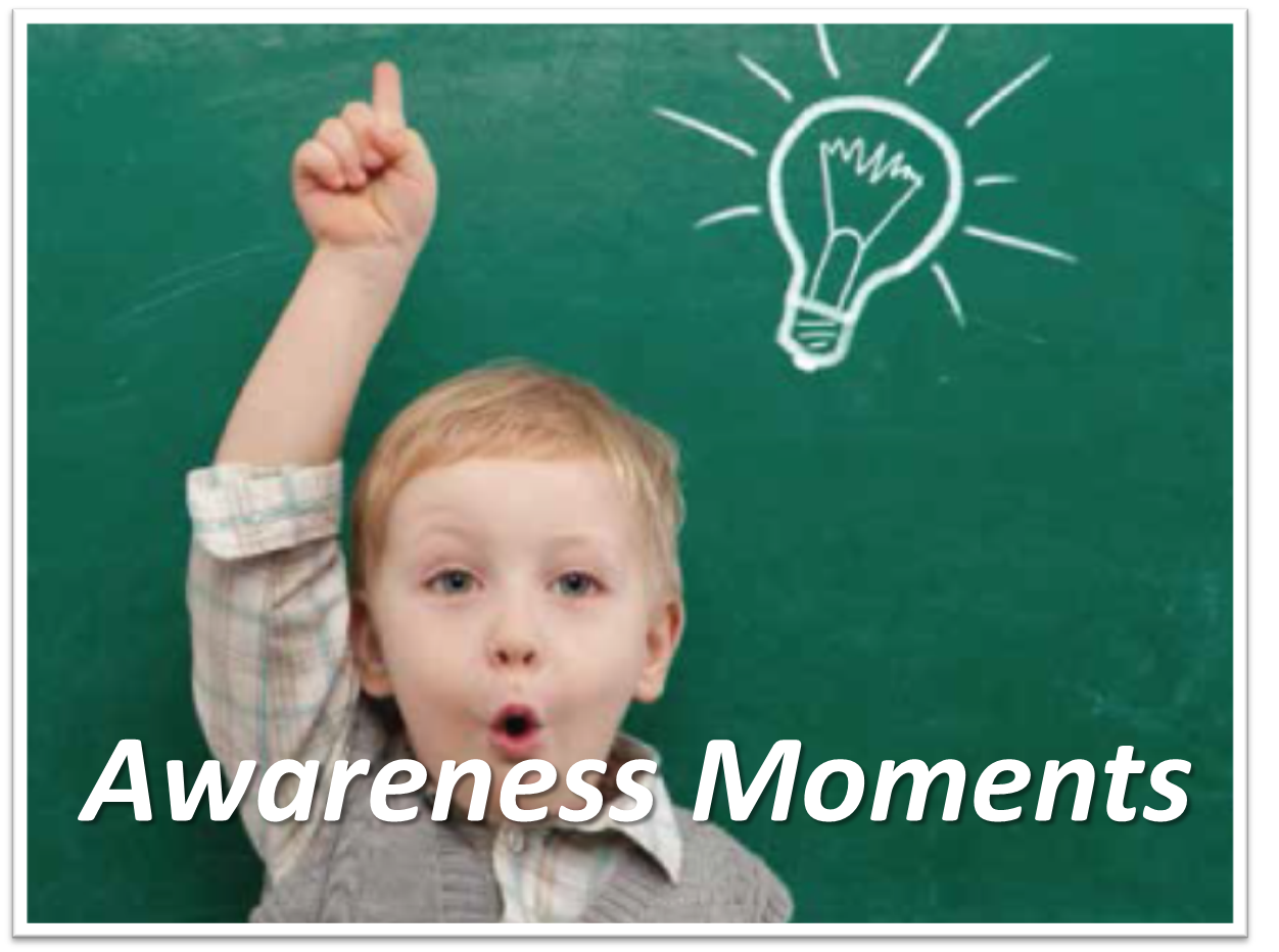Awareness Moments