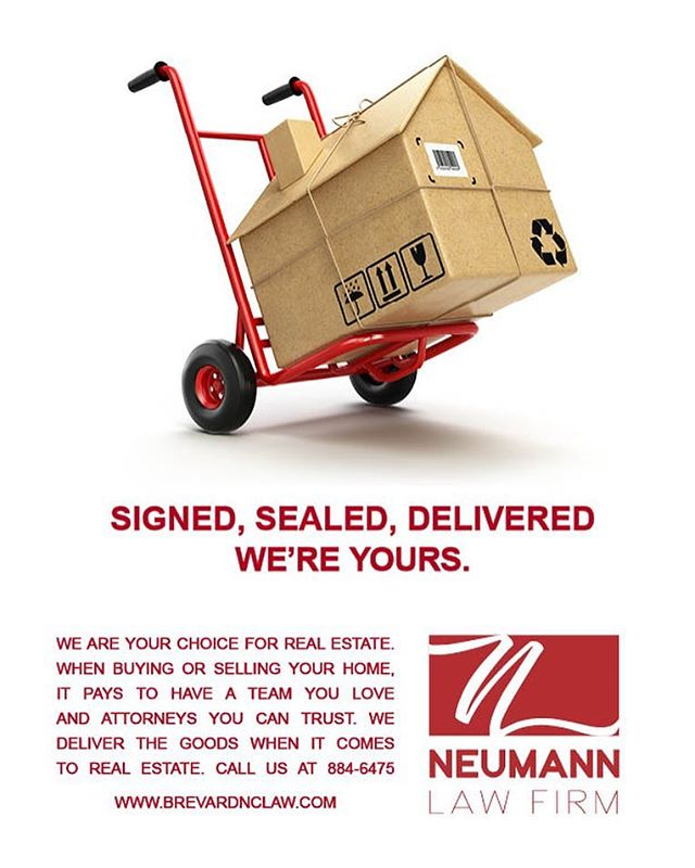 Smooth closings, on time. When you think closing attorney, think Neumann Law Firm.