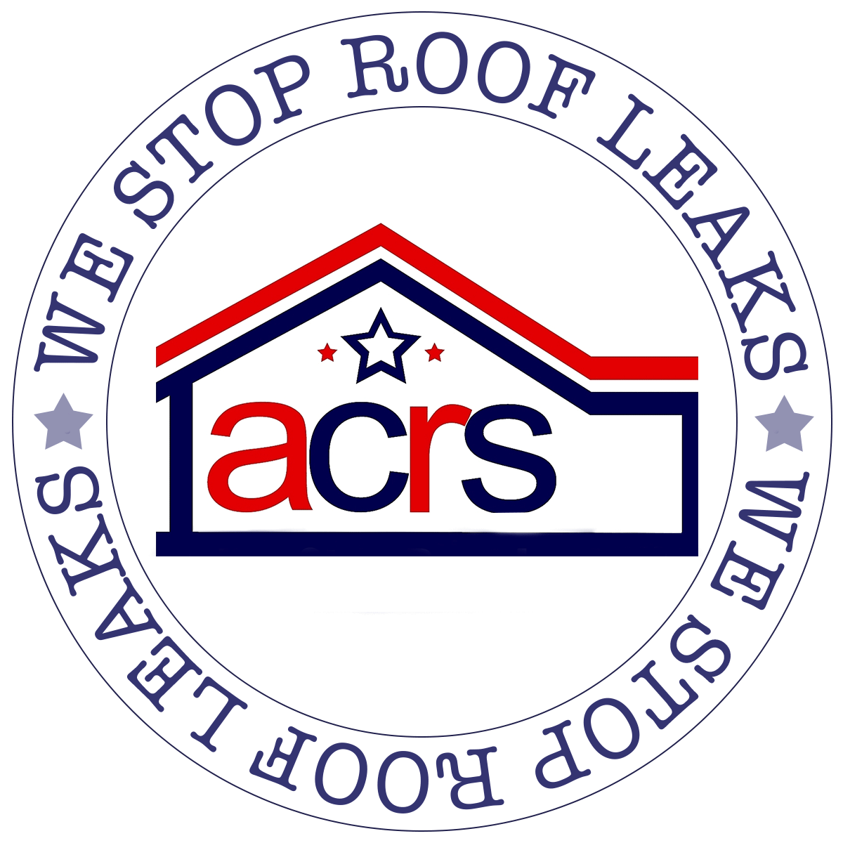 WE STOP ROOF LEAKS