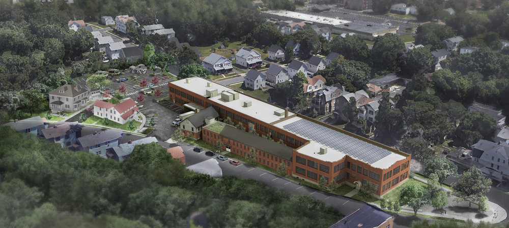 65,000 sq.ft. - size of the swift factory–Renovations begin in june 2018.