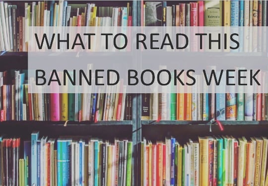 It's #BannedBooksWeek! Banned Books Week celebrates the freedom to read and diverse voices by bringing attention to the censorship of books across the U.S.  Check out the top ten most banned books of 2017 in our latest blog post -  https://bit.ly/2NNBdkD  #blogging #osuwc #read #write