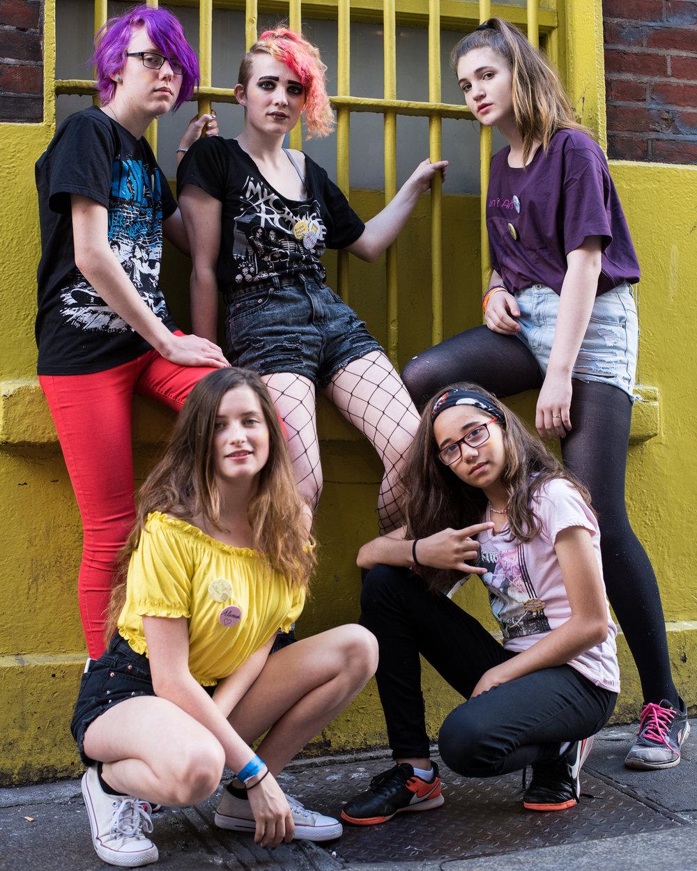 Girls Rock Dublin 2018