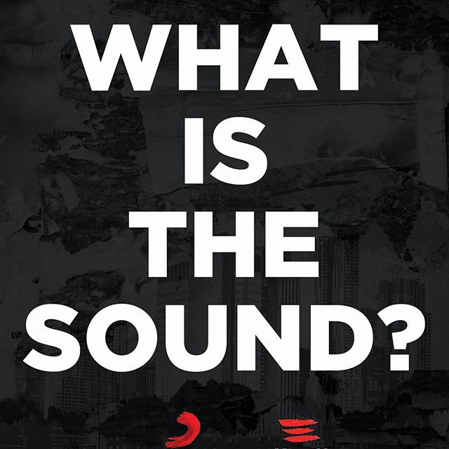 Check out the latest music from The Sound on YouTube and Spotify now!  #whatisthesound