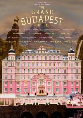 Grand Budapest Hotel -