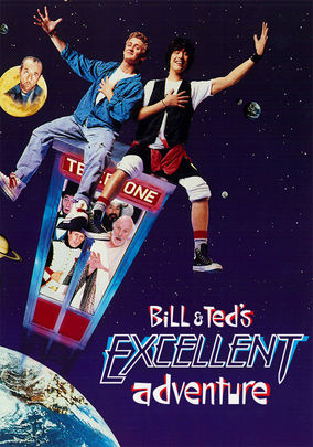 Bill & Ted's Excellent Adv. -