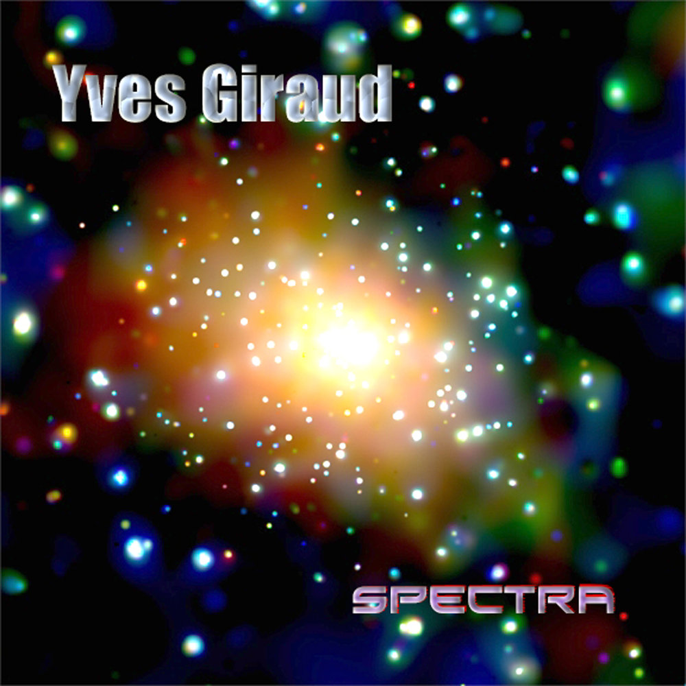 Spectra  - 8 piece movie score (Written for an indie movie that never saw the light of day). Recorded and produced by Yves Giraud at Studio M31. Released year: 2017