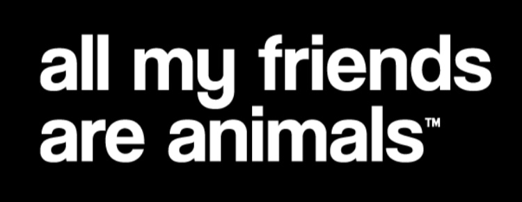 all my friends are animals