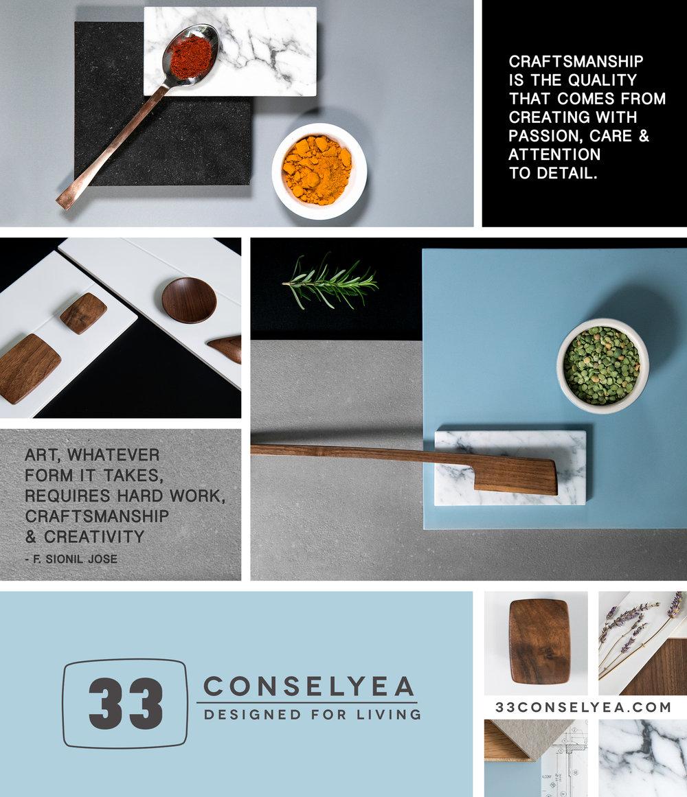 Design Inspiration at 33 Conselyea