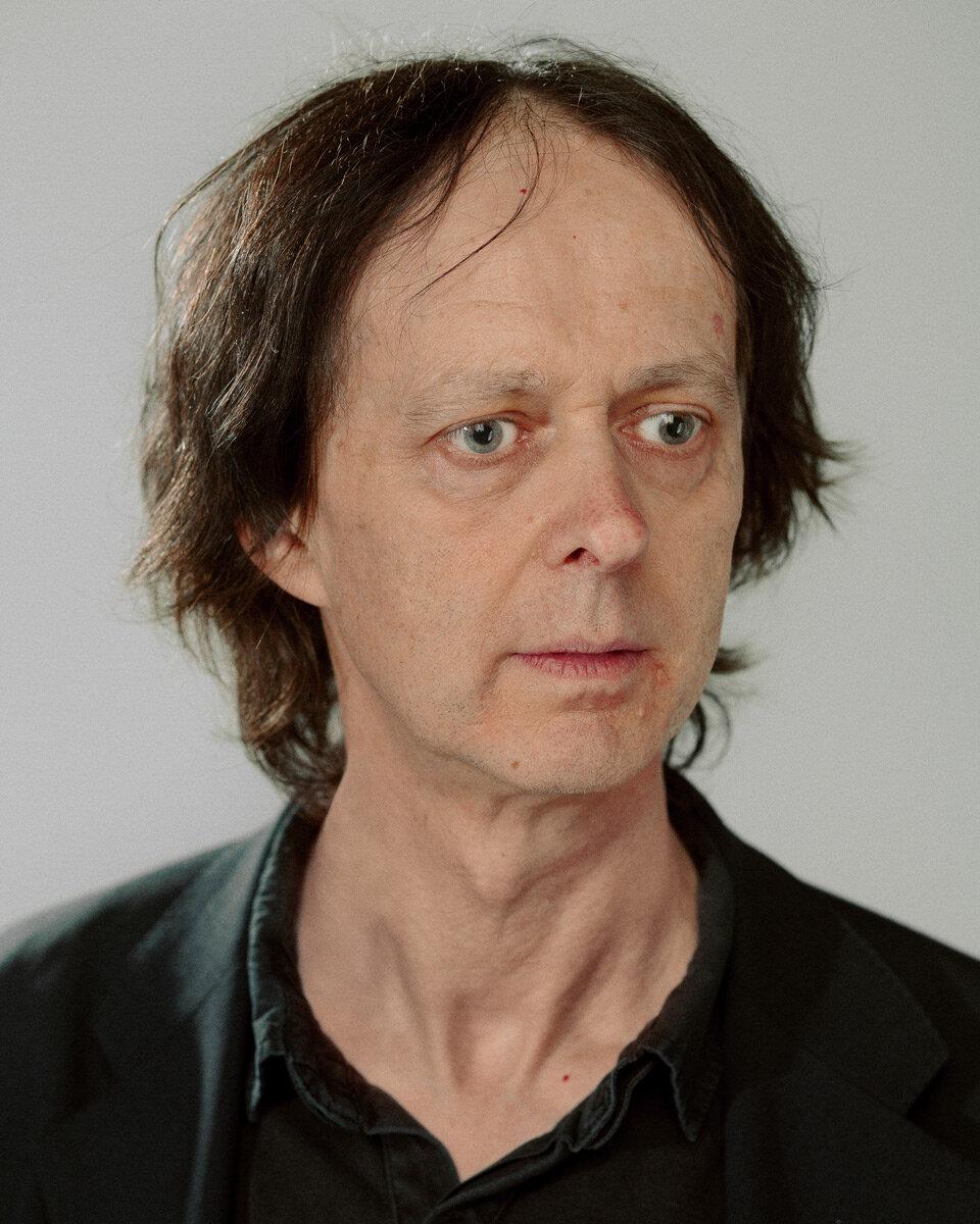 Professor David Bate, 2014