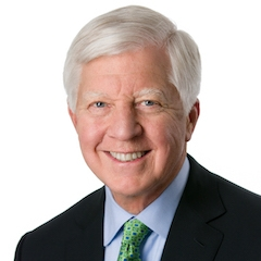 Bill George, PhD   Senior Fellow  Harvard Business School & former CEO Medtronic