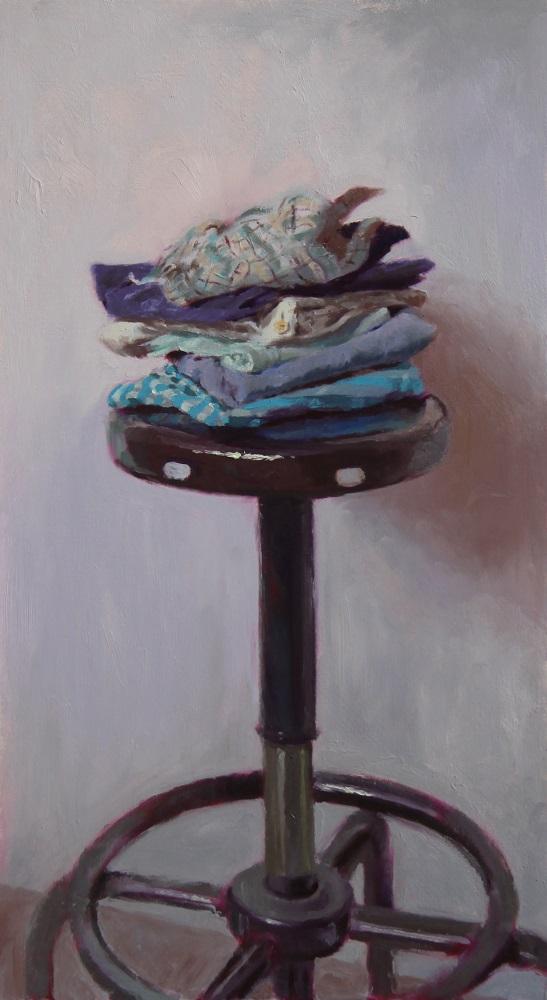 Clothes on metal stool copy.jpg