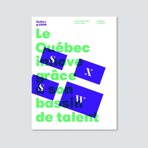 Québec @ SXSW 2018