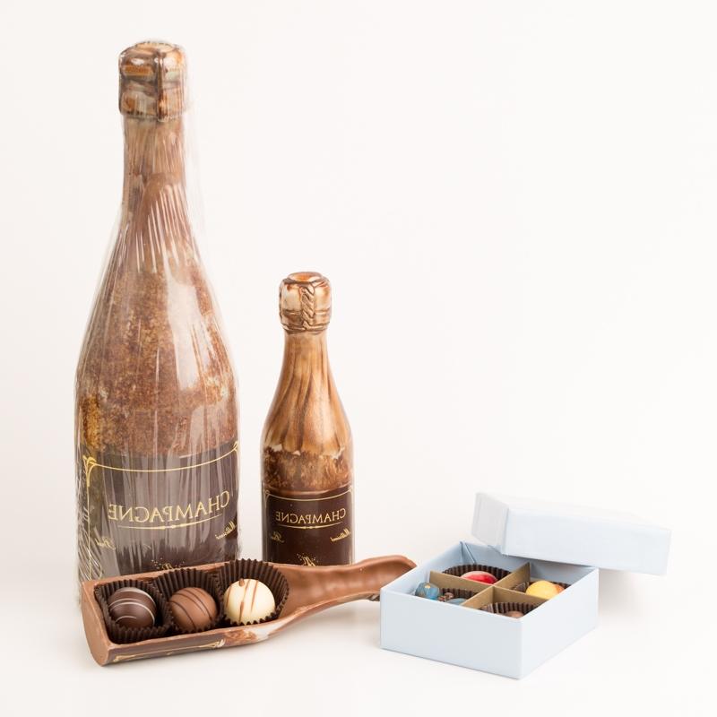 Petite & Grande Champagne Bottles -