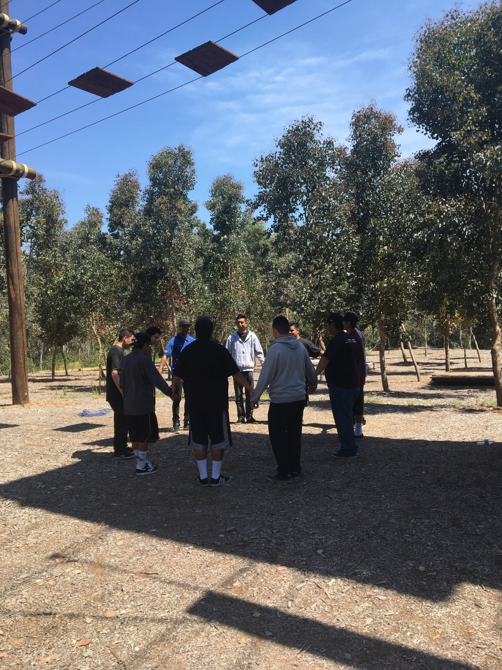 High School FIT ropes course circle activity.jpg