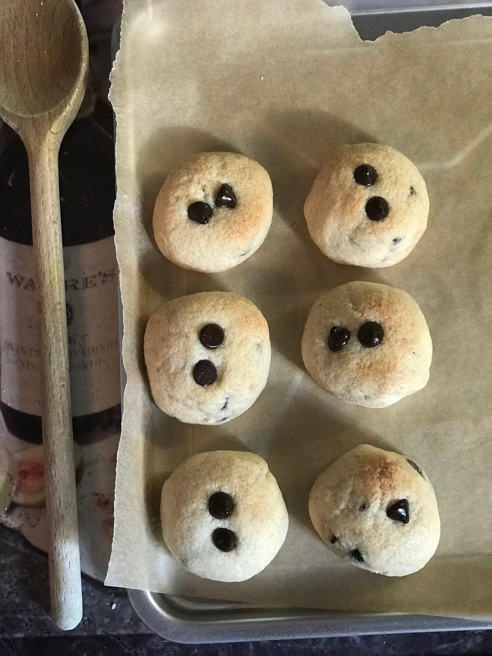 vegan low carb cookie dough