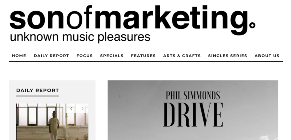Son Of Marketing -
