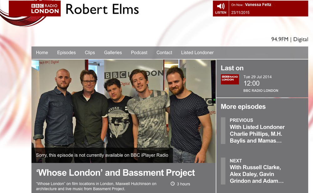 BASSMENT PROJECT BBC LIVE SESSION ROBERT ELMS JULY 2014.png
