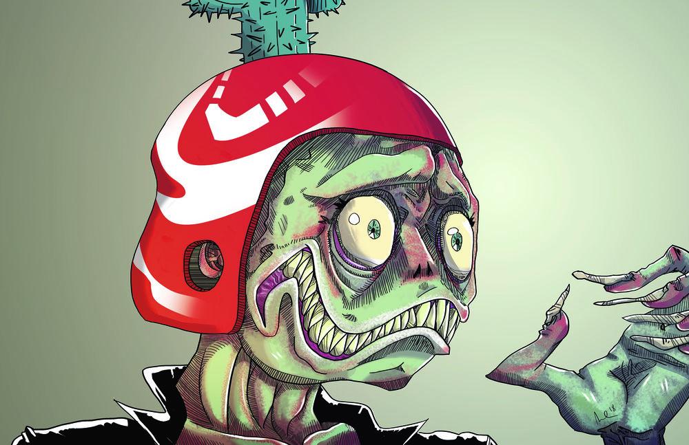Cactus Jo Demon