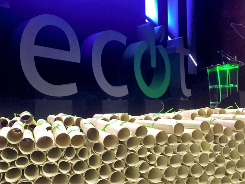 ECOT, the for-profit online charter school with 14,000+ students which recently closed due to the highest dropout rate in the country.