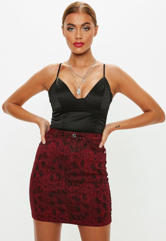 7847f44492d9 red-denim-snake-print-super-stretch-skirt.jpg
