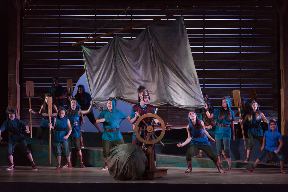 Photo by Karli Cadel for The Glimmerglass Festival.
