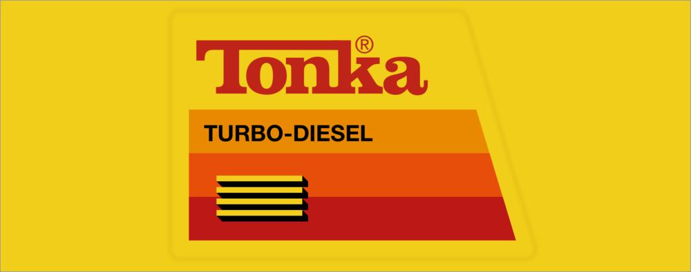 1985 Mighty Tonka Dozer