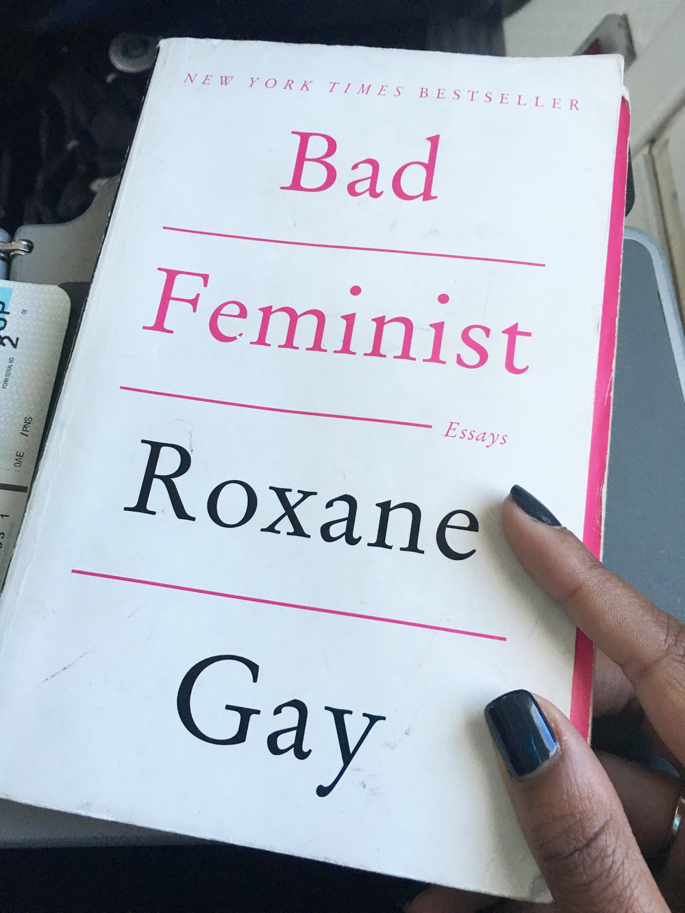 everyone should read this book. seriously. - Like. Requirements as a human being.