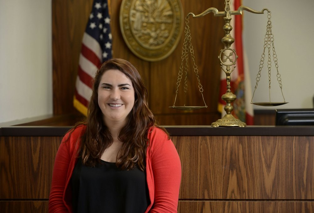 UWF alumna receives Southern Criminal Justice Association award