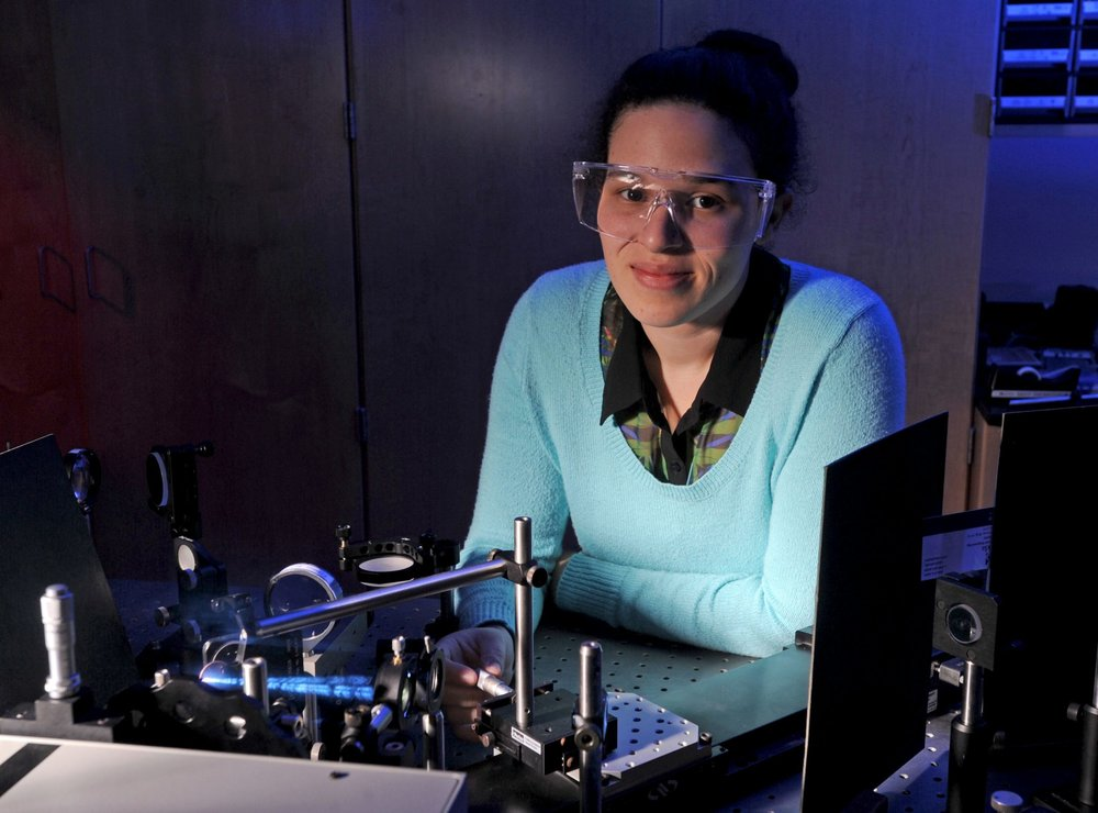 UWF student researches ways to improve space mission instruments