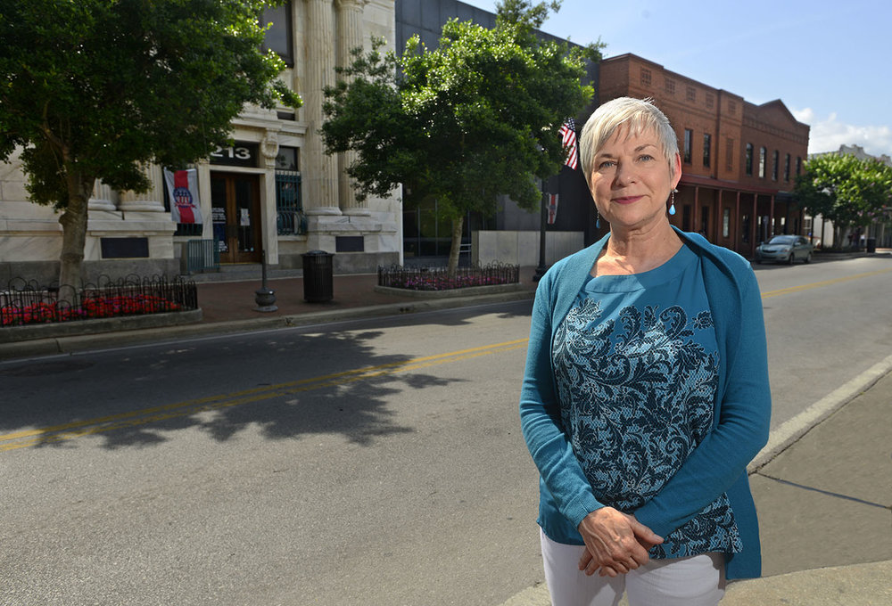 Palafox Historic District listed on the National Register of Historic Places thanks to efforts of UWF alumna