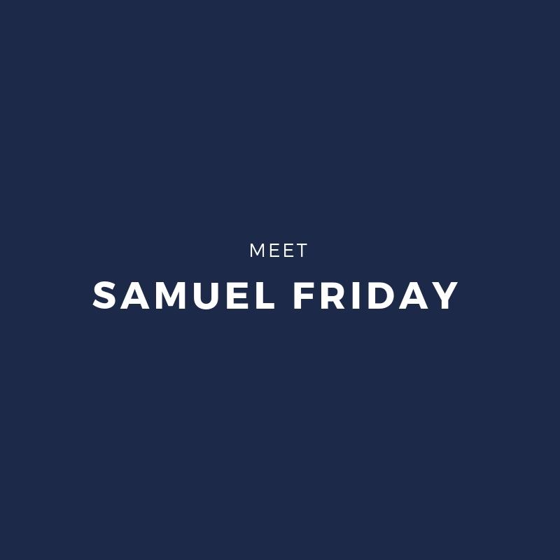 Samuel Friday