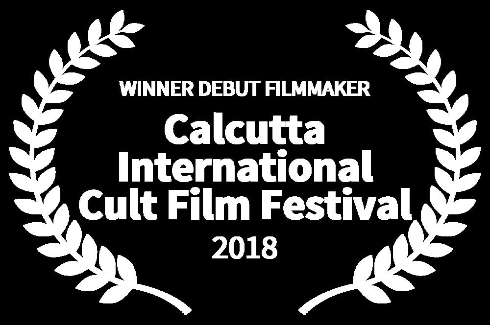 WINNER DEBUT FILMMAKER - Calcutta International Cult Film Festival - 2018 (1).png